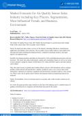 Global Air Quality Sensor Sales 2015 Market Research Report
