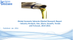 Aromatic Solvents Market Size, Share and Forecast 2014 to 2021