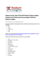 Global Caustic Soda Prills 99% Market Size, Global insights, Professional Survey Report 2016 by Radiant Insights