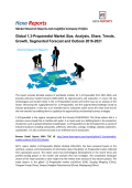 1,3-Propanediol Market Segmented Forecast and Outlook 2016-2021