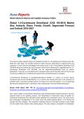 1,5-Pentanediol (CAS 111-29-5) Market Segmented Forecast and Outlook 2016-2021