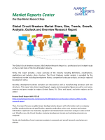 Circuit Breakers Market Segmented Forecast and Outlook 2016-2020