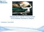Global Skull Clamp Consumption Market and Forecast Report 2016-2021