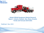 Focus On Oilfield Equipment Market Research Report 2014 to 2021