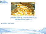 Global HIV Drugs Consumption Market 2016-2021