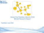 Global Oral Peptides Market Forecasts to 2021