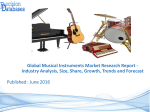 Focus On Musical Instruments Market and Industry Development Research Report