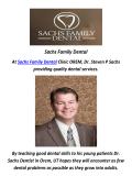 Sachs Family Dental Implants In Orem