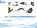 Research On Non-Destructive Testing Equipment Market Report