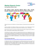 US Federal Cyber Security Market Analysis, Outlook and Professional Survey Report 2016