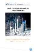 Global 1,4-Dibromo Butane 2016 Market Research Report