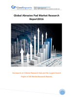 Global Abrasive Pad 2016 Market Research Report