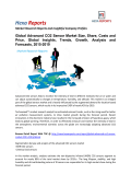 Advanced CO2 Sensor Market Insights, Trends, Growth, Analysis and Forecasts, 2015-2020
