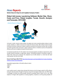 Anti-money Laundering Software Market Insights, Trends, Growth, Analysis and Forecasts, 2015-2020