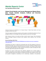 Cloud Identity and Access Management Market Growth, Size, Share and Forecasts, 2016-2020