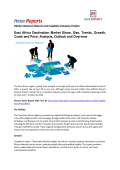 East Africa Destination Market Share, Size, Trends, Growth, Costs and Price, Analysis, Outlook and Overview