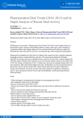 10074434-Pharmaceutical-Deal-Trends-2010-2015-and-In-Depth-Analysis-of-Recent-Deal-Activity