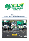 Willow Tree & Landscaping Services : Tree Service In Bucks County, PA