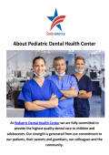 Pediatric Dentist Health Center in Fort Lee, NJ