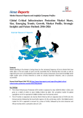 Global Critical Infrastructure Protection Market Is Forecasted To Value US$ 82.2 Billion By 2026: Hexa Reports