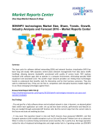 SDN/NFV technologies Market size, Share, Trends, Price, Analysis and Forecast