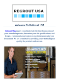 ReGrout USA : Tile Contractor in Los Angeles
