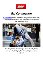 Brazilian Jiu Jitsu Tournaments In Florida