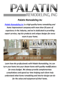 Palatin Kitchen Remodeling In Los Angeles, CA
