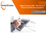 Digital Economy 2025 - The future of Telecom and Internet ecosystems