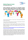 Application Development and Integration Market Share, Size, Global Insights and Future Outlook