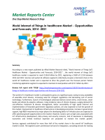 Internet of Things in healthcare Market Growth, Trends, Analysis and Forecast
