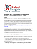 Epstein-Barr Viral Infections Market Share and Size, Overview and Pipeline Review, H1 2016 by Radiant Insights