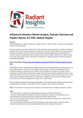 Influenza B Infections Market Size, Share, Overview and Pipeline Review, H1 2016 by Radiant Insights