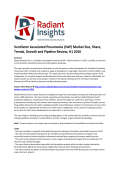 Ventilator Associated Pneumonia (VAP) Market Size, Share, Overview and Pipeline Review, H1 2016 by Radiant Insights