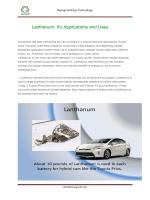 Lanthanum-Nanografi
