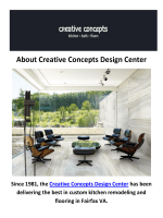 Creative Concepts Design Center - Flooring in Fairfax, VA