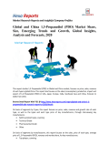 Global and China 1,3-Propanediol (PDO) Market Share, Growth and Forecasts, 2020: Hexa Reports