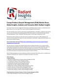 Europe Product Lifecycle Management (PLM) Market Trends and Growth Report 2016: Radiant Insights