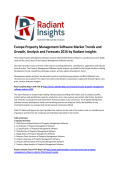 Europe Property Management Software Market Share, Global Insights, Analysis and Forecasts 2016: Radiant Insights
