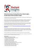 Global Autonomous Parking Market Share, Size, Global Insights, Emerging Trends and Growth, Analysis and Forecasts 2016
