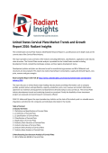 United States Cervical Plate Market Trends, Growth, Analysis and Forecasts 2016: Radiant Insights
