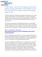Global Yoghurt Market Research Report 2016