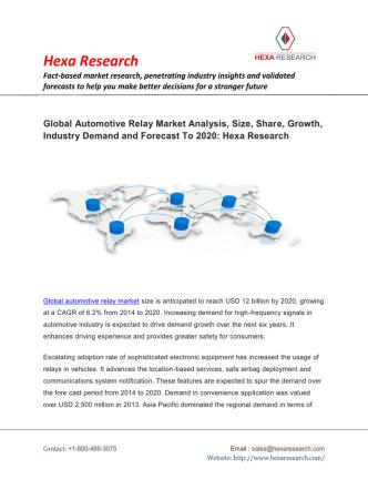 Automotive-Relay-Market-Analysis