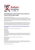 Global Baby Stroller and Pram Market Trends, Analysis and Forecasts 2020 by Radiant Insights