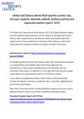 Server Rack market 2016