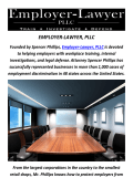 Employer-Lawyer, PLLC : Employment Lawyer In Utah County