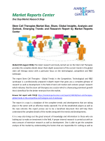 Stem Cell Therapies Market - 330 Pipeline Products, yet Commercial Challenges Prevail