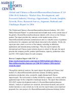 Global and Chinese o-fluorotrifluoromethoxybenzene (CAS 2106-18-5) Industry, 2016