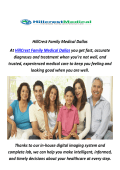 HillCrest Family Care Medical In Dallas, TX