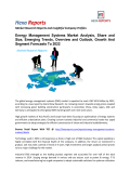 Energy Management Systems Market Share, Size, Growth And Segment Forecasts To 2022